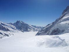 Jungfraujoch Aletsch