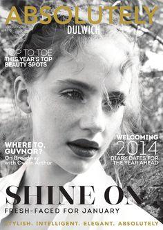 Absolutely Magazine DULWICH JANUARY 2014  Zest Media London publish