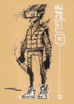 ArtStation - Futuresick, Artem Solop