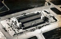 Hala Targowa, Piotrków Trybunalski, built between 1925 - 27