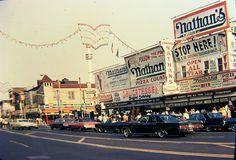Coney Island, NY, 1968
