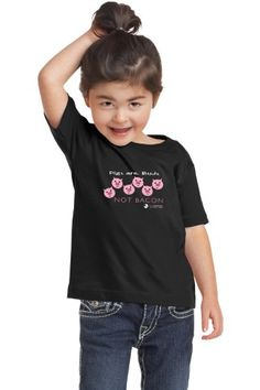 Farm Sanctuary - Pigs Are Buds Toddler Tee #vegan #shirts #toddler #kids