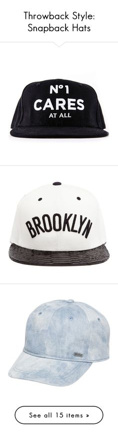 best sneakers 7bc16 e4845 Throwback Style  Snapback Hats