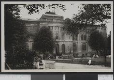 Bildet er hentet fra Nasjonalbibliotekets bildesamling Bergen, Hordaland Unknown - National Library of Norway