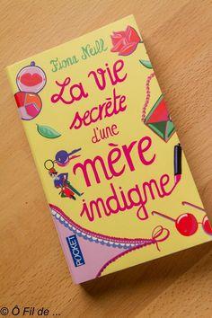 ****La vie secrète d'une mère indigne de Fiona neill : un petit roman de fille sympa pour les vacances. Par contre, une fin pas top .