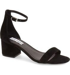 db8f8ada112 Main Image - Steve Madden Irenee Ankle Strap Sandal (Women) Ankle Strap  Sandals