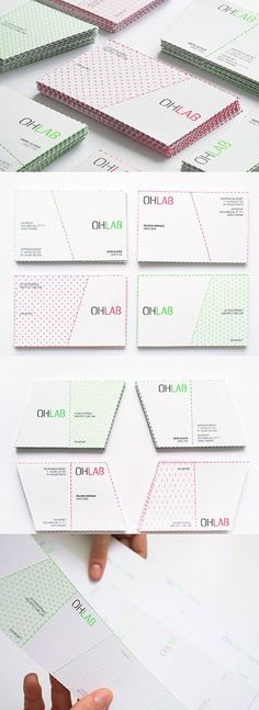 70 Really Cool Business Card Designs for Inspiration | iBrandStudio