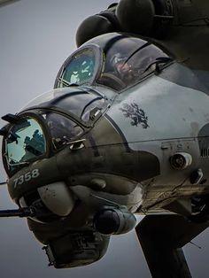 Czech Air Force Mi-24 Hind