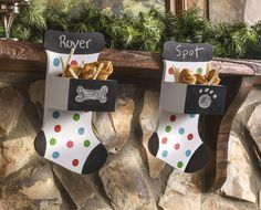 Learn how to create a wood stocking hanger than can be hung on the mantel or used as a planter outside. Perfect Christmas decor!
