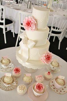 Cake.  Cotton & Crumbs