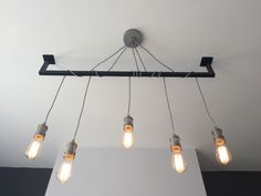 Starkey Cluster Hängelampe, Nickel ► Moderne Design-Leuchten in vielen Styles! Entdecke jetzt die neuesten Lampentrends bei MADE.