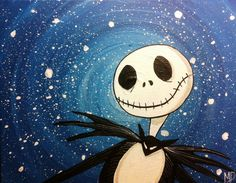 A tribute to A Nightmare before Christmas Jack by MichaelHProsper, $37.50