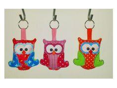 """Stickmuster - ITH Owl """"Nina"""" 10x10 - ein Designerstück von Naehwittchen-Shop bei DaWanda"""