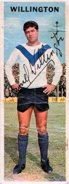 Daniel Willington of Velez Sarsfield of Argentina in 1967.