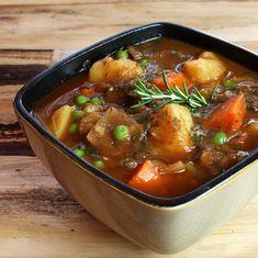 Vegan Dinner Recipes, Vegan Dinners, Veggie Recipes, Whole Food Recipes, Vegetarian Recipes, Cooking Recipes, Healthy Recipes, Gf Recipes, Chili Recipes