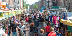 Albert Cuyp Market (market close to where I'm staying)