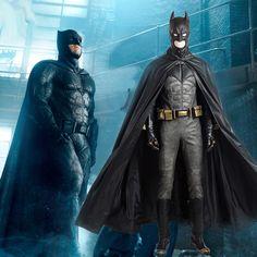 Justice League Batman Cosplay Costume Superhero Halloween Costumes For Adult Custom Made Cosplay Batman Costume Leather Suit Batman Cosplay Costume, Anime Costumes, Movie Costumes, Cool Costumes, Adult Costumes, Cosplay Costumes, Superhero Halloween Costumes, Halloween Outfits, Cheap Cosplay