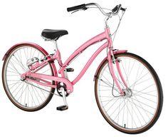 Nirve Ultraliner Women`s 3-Speed Automatic Shifting Hybrid Cruiser Bike $399.99