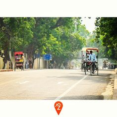 #Rickshaws are the face of #NorthCampus  Check out the neighbourhood profile: http://zocalo.in/neighbourhood-profile/delhi/north-campus