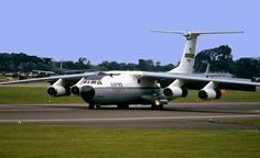 USAF C-141 Starlifter