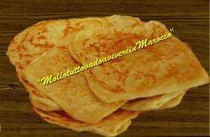 Le Msemmen sono delle crepes sfogliate, tipiche del Marocco e possono essere semplici o farcite all'interno. Quelle non farcite all'interno,...