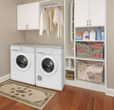 Stylish Laundry Stor