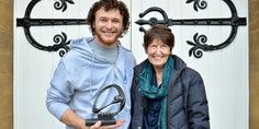 BA (Hons) Artist Blacksmithing's Gabriel Chaille has created an award for Hereford RFC:
