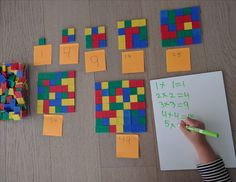 Building Square Numbers /4.OA.C.5/Generate and Analyze Patterns