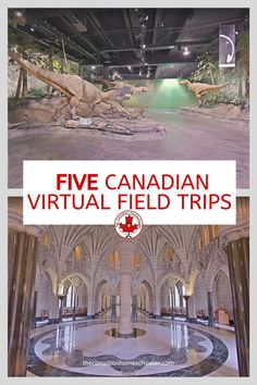 5 Canadian Virtual Field Trips for Fun & Learning - - Today, we're going to take a trip to 5 different Canadian virtual field trips that you and your children can join in from the comfort of your own home. Toddlers And Preschoolers, Virtual Travel, Virtual Tour, Virtual Games, Fun Learning, Learning Activities, Homeschooling Resources, Toddler Learning, Toddler Activities