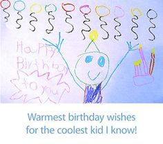 free birthday cards for kids