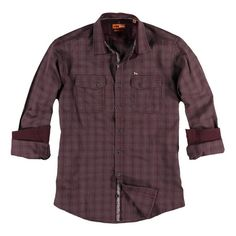 emilio adani Karohemd für 49,95€. leicht und angenehm zu tragen, modisches Gitternetz-Karo, Zwei aufgesetzte Brusttaschen, Abgeschrägte Ärmelmanschetten bei OTTO