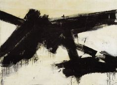 Untitled 1954 | Franz Kline | Oil painting reproductions