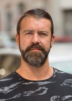 @beardorgin Stubble Beard Style