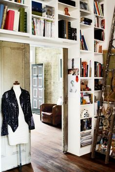 Fashion designer Marnie Skillings cottage in Sydney