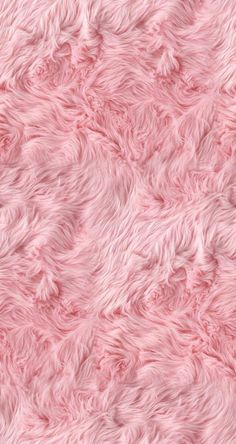 pink fur background.