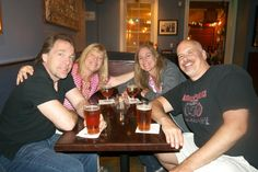 Our Pub Crawls are the best way to spend an evening with your friends!  www.tobaccoroadtours.com