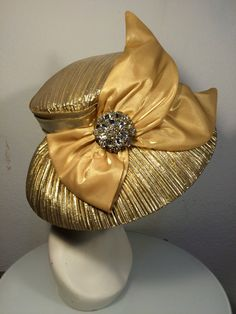 FREE SHIPPING Whittall & Shon Hat by VintageRevengCouture
