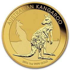 Buy the 1 oz Australian kangaroo gold coin at GoldSilver. This 1 oz gold coin has a purity of making it eligible for IRAs.