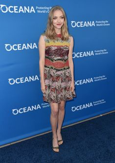 Amanda Seyfried Photos - Actress Amanda Seyfried attends the 'Concert For Our Oceans' hosted by Seth MacFarlane benefitting Oceana at The Wallis Annenberg Center for the Performing Arts on September 28, 2015 in Beverly Hills, California. - A Concert For Our Oceans