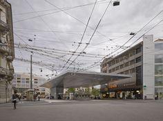 Bahnhofplatz Winterthur / Stutz Bolt Partner
