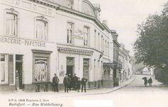 La Belgique des Quatre Vents: LA BELGIQUE D'ANTAN Vues de Watermael-Boitsfort entre 1890 et 1940... ou Suite de la saga du navetteur