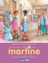 Martine, la nouvelle élève - Gilbert Delahaye, Marcel Marlier - 9782203024229 - 9782203024229