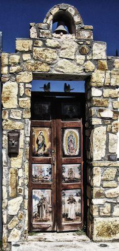 LA VIRGEN DE GUADALUPE~Arteaga  Coahuila, Mexico