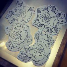 roses roses roses.