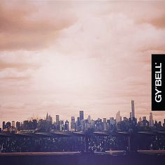 #View from #Brooklyn to #Manhattan - when the #sky is #peach... #gybell #gybellofficial #gybellaroundtheworld #loveit #l4l  #beautiful #happyday #bestoftheday #nyc
