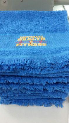 toalhas para academia