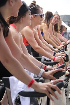 If you are a beginner in spinning this spin workout routine will help you a lot. Even though some hate spinning, most of the bikers love it. Lou Holtz, Forever Business, Gym Buddy, Lose Weight, Weight Loss, 10 Minute Workout, New Friendship, Jillian Michaels, Six Pack Abs