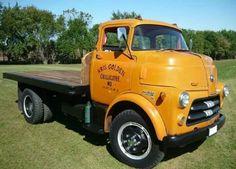 Dodge Flatbed Truck.