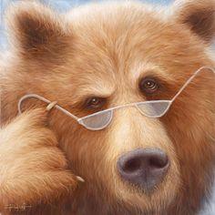 ...Bear Art  Doc Bear  by Randyswildlife,