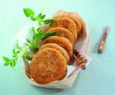 Recette Palets de chou fleur au fromage par thermomix - recette de la catégorie Accompagnements